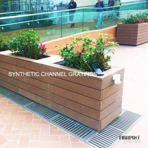 Synthetic channel gratings